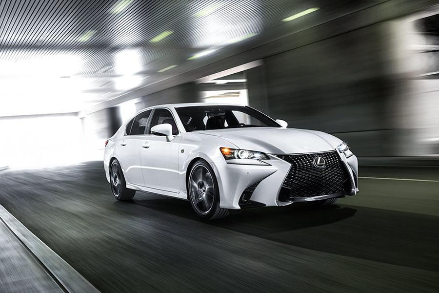 Lexus GS fsport