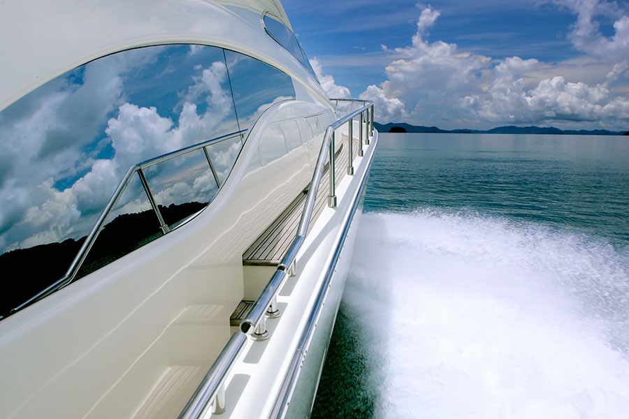 Boat 1992 Alison