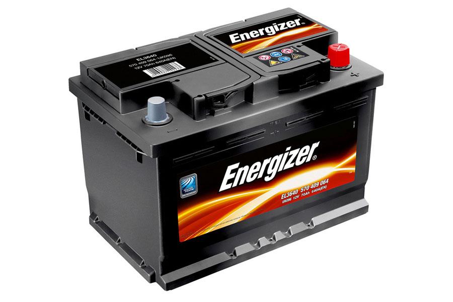 Energiser Black